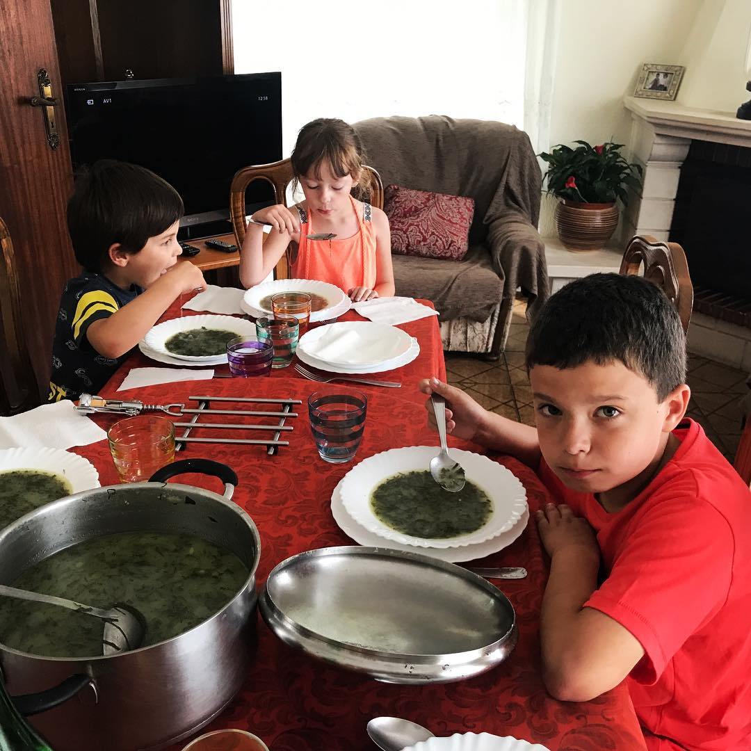 The best Caldo Verde in the world is found in Casqueira.