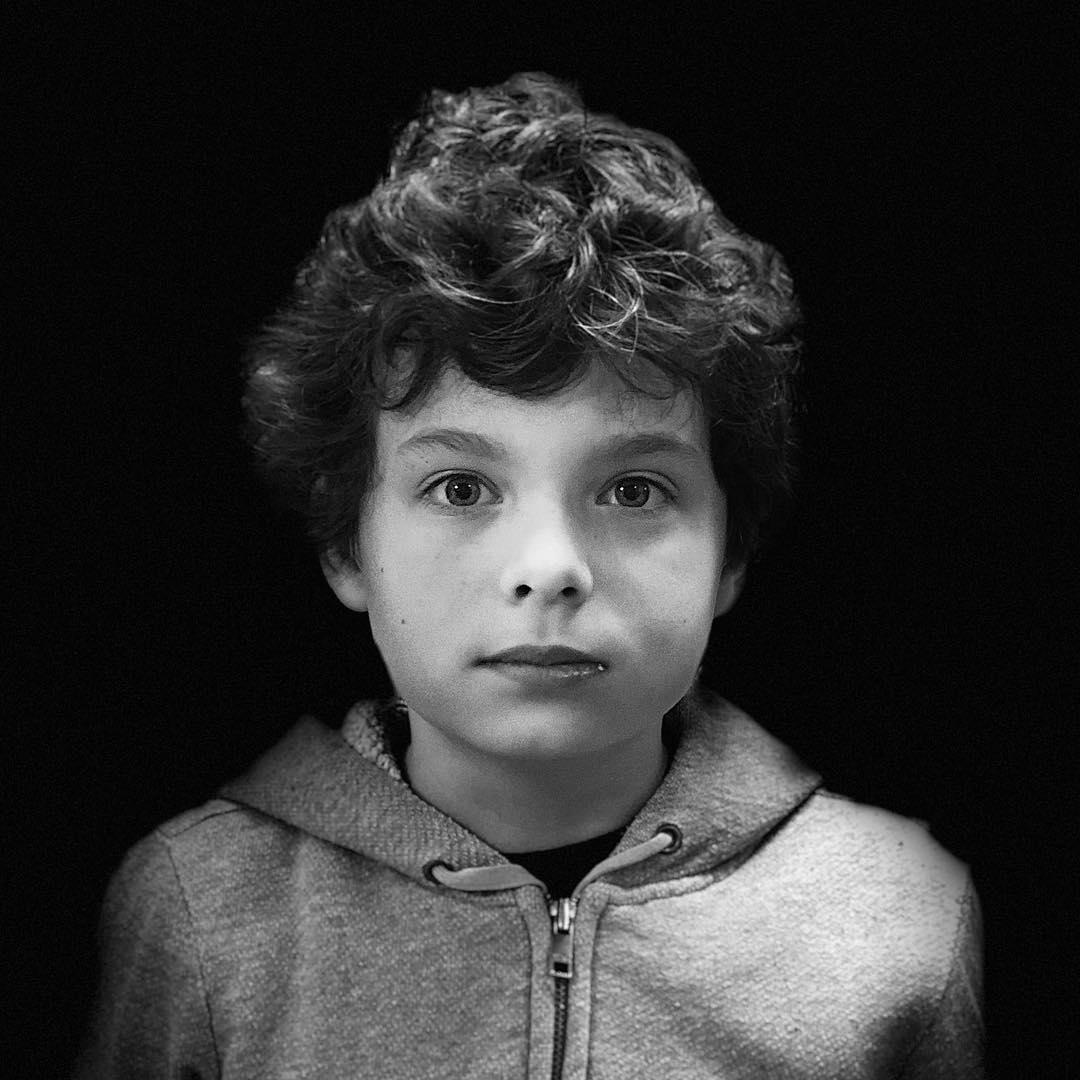 Xavier, Portrait Mode.