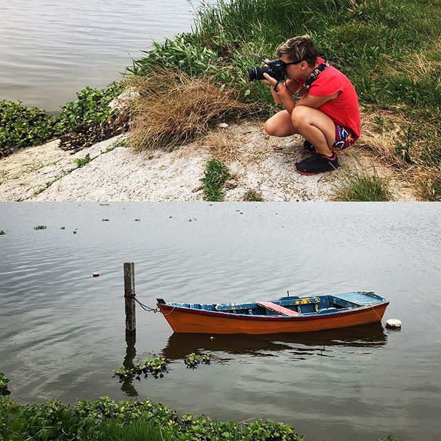 I should instagram this boat.