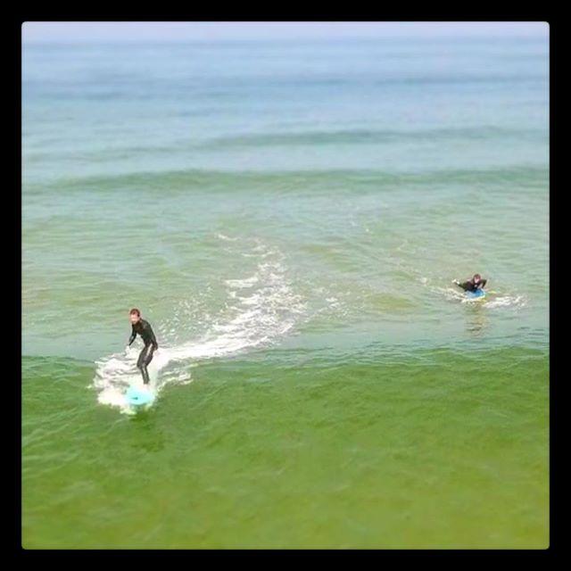 Surfers, Praia de Mira