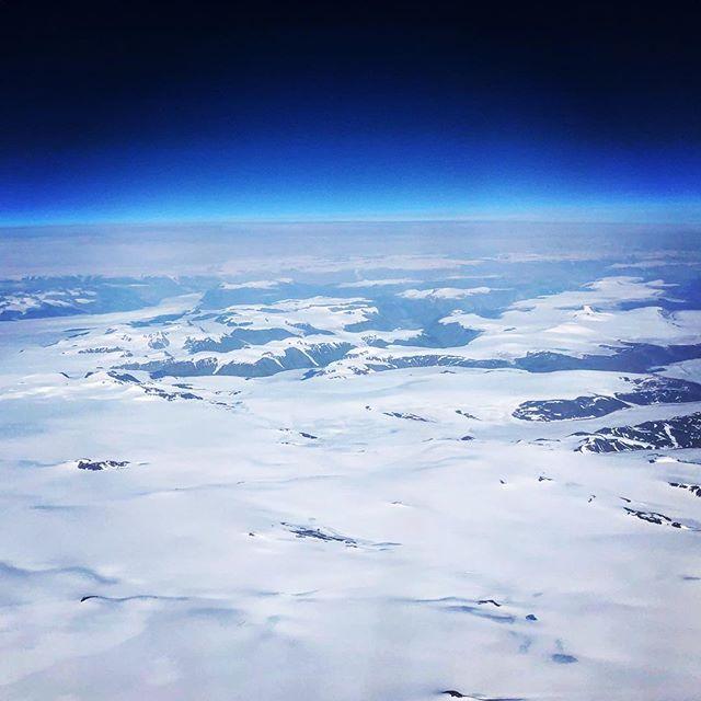 Coastal Greenland.
