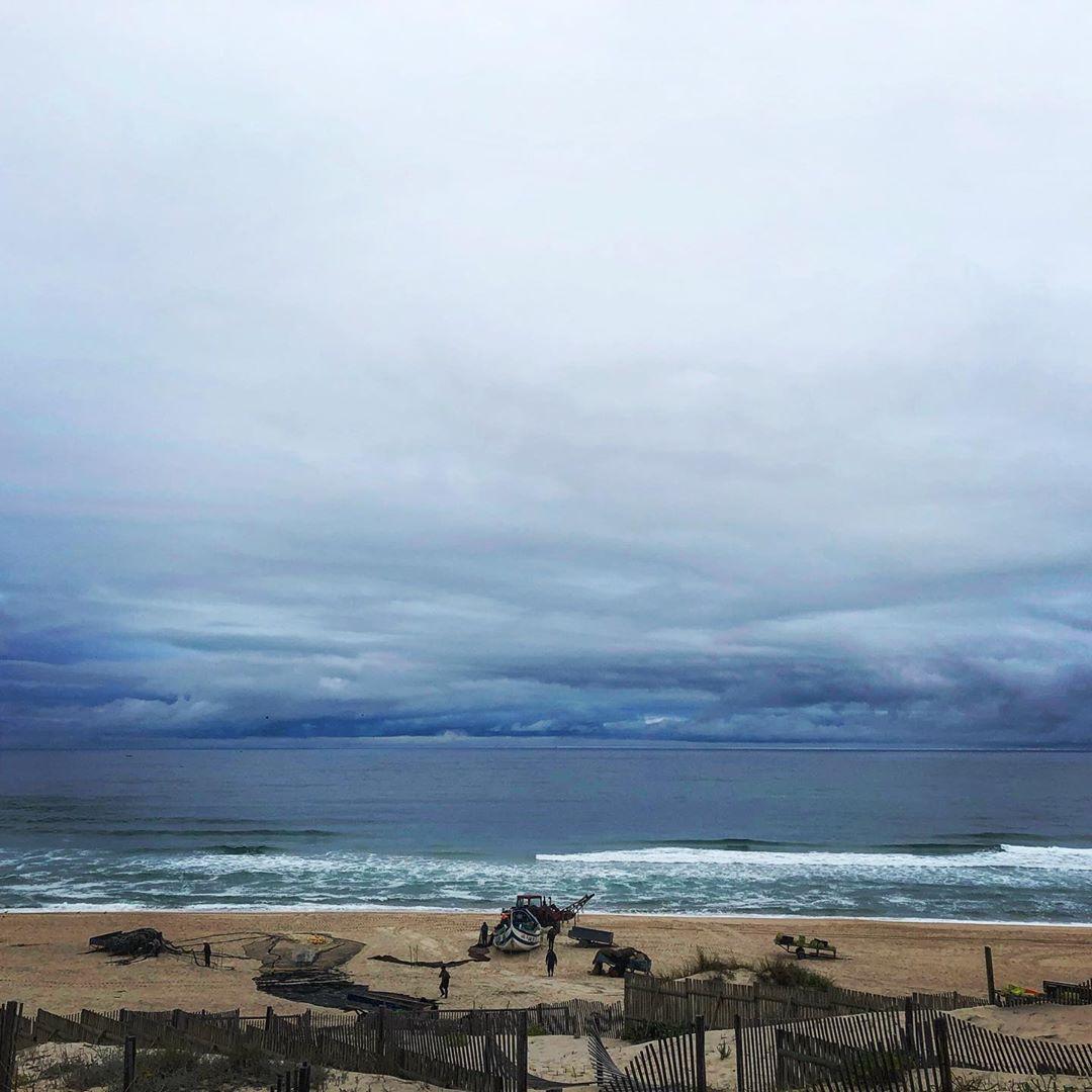 Praia de Mira early morning