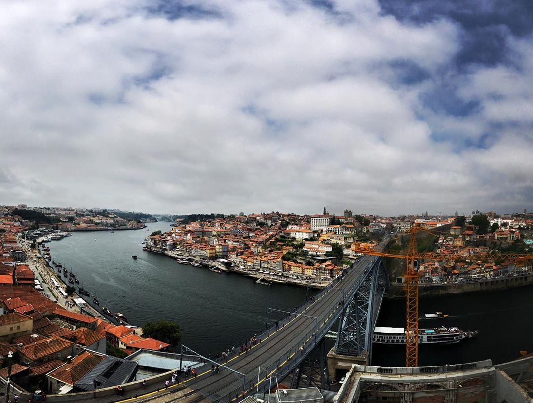 Porto today.