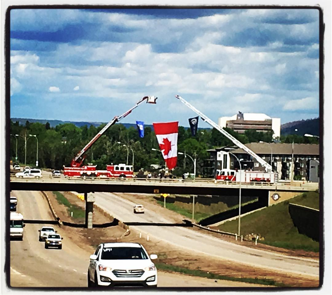 We are back in Fort Mac! #ymmstrong