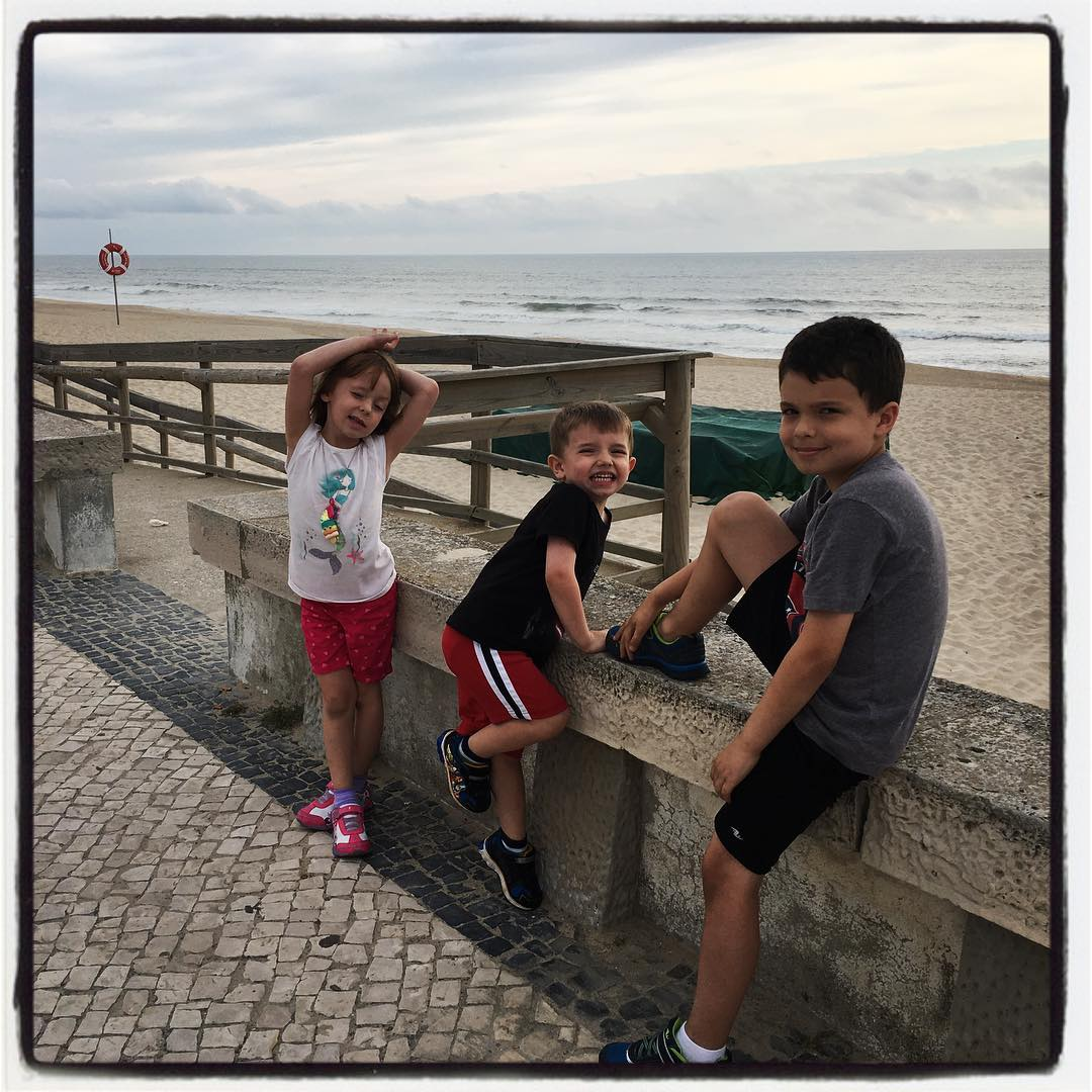 Praia de Mira!