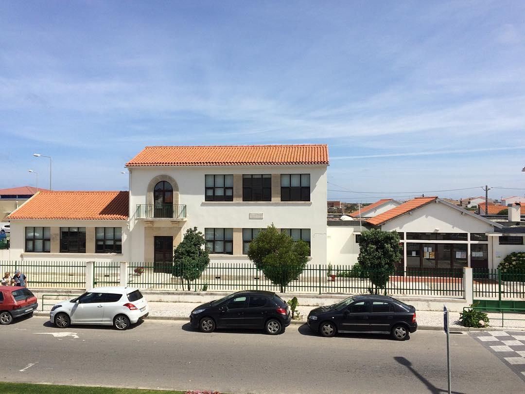 Elementary School in Praia de Mira