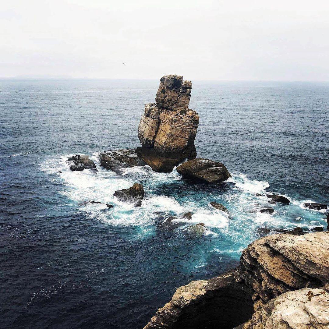 Nau dos Corvos, Cabo Carvoeiro, Peniche peninsula, Portugal. #wordphotographyday