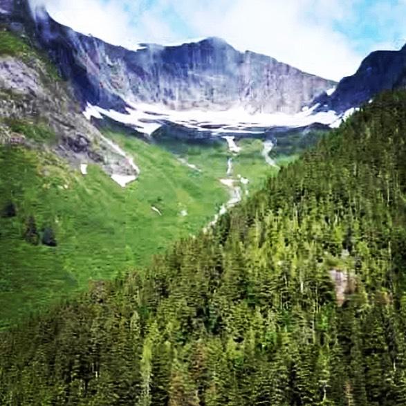 Mountain near Exchamsiks