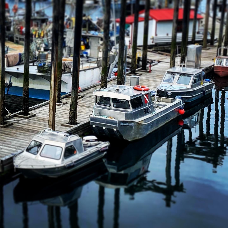 Prince Rupert, Fairview Docks